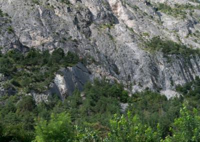 Klettersteig Geierwand : 23. august 2015 geierwand klettersteig