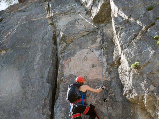 Klettersteig Geierwand : Galerien und berichte geierwand klettersteig