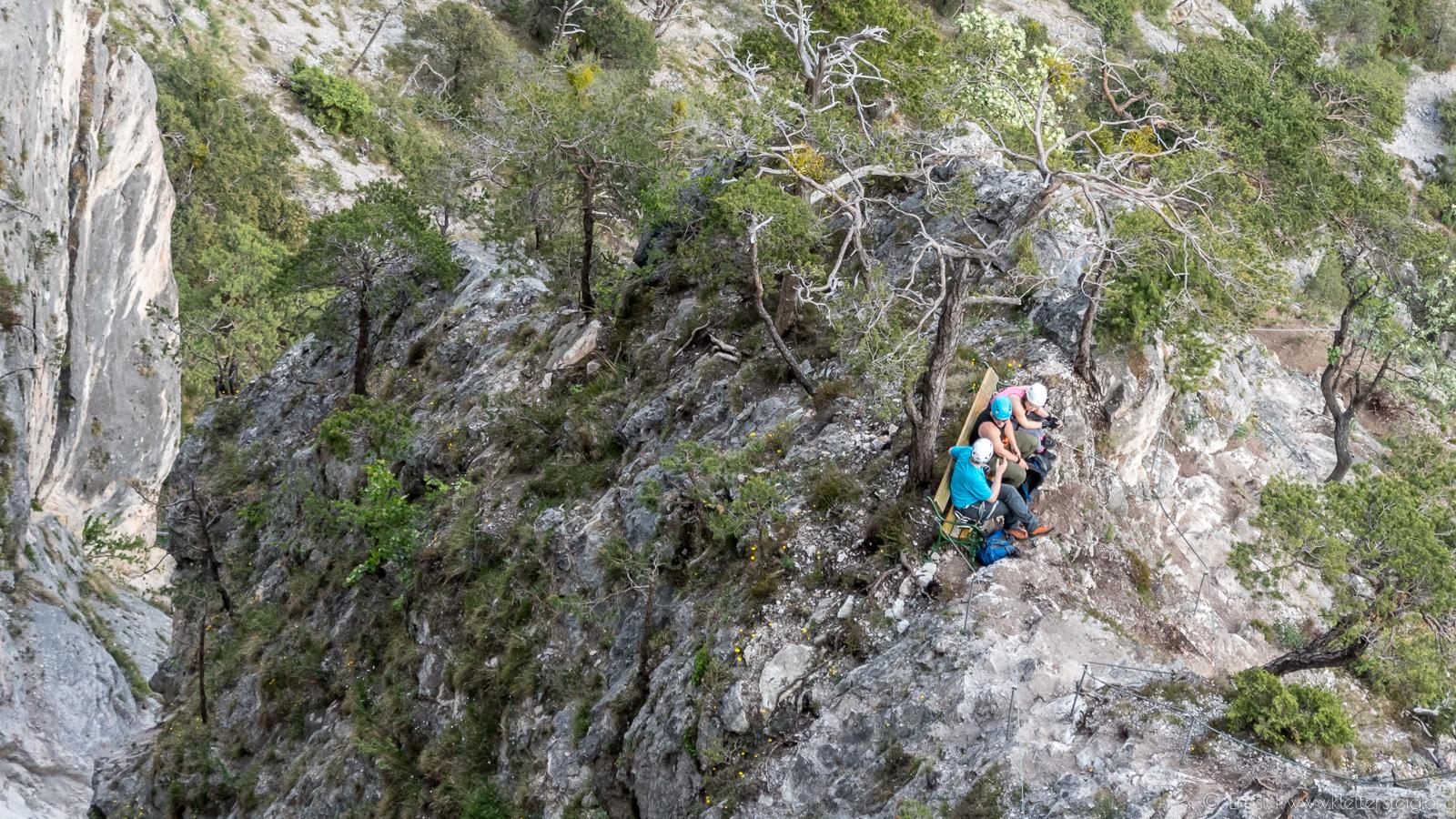 Geierwand Klettersteig | Haiming