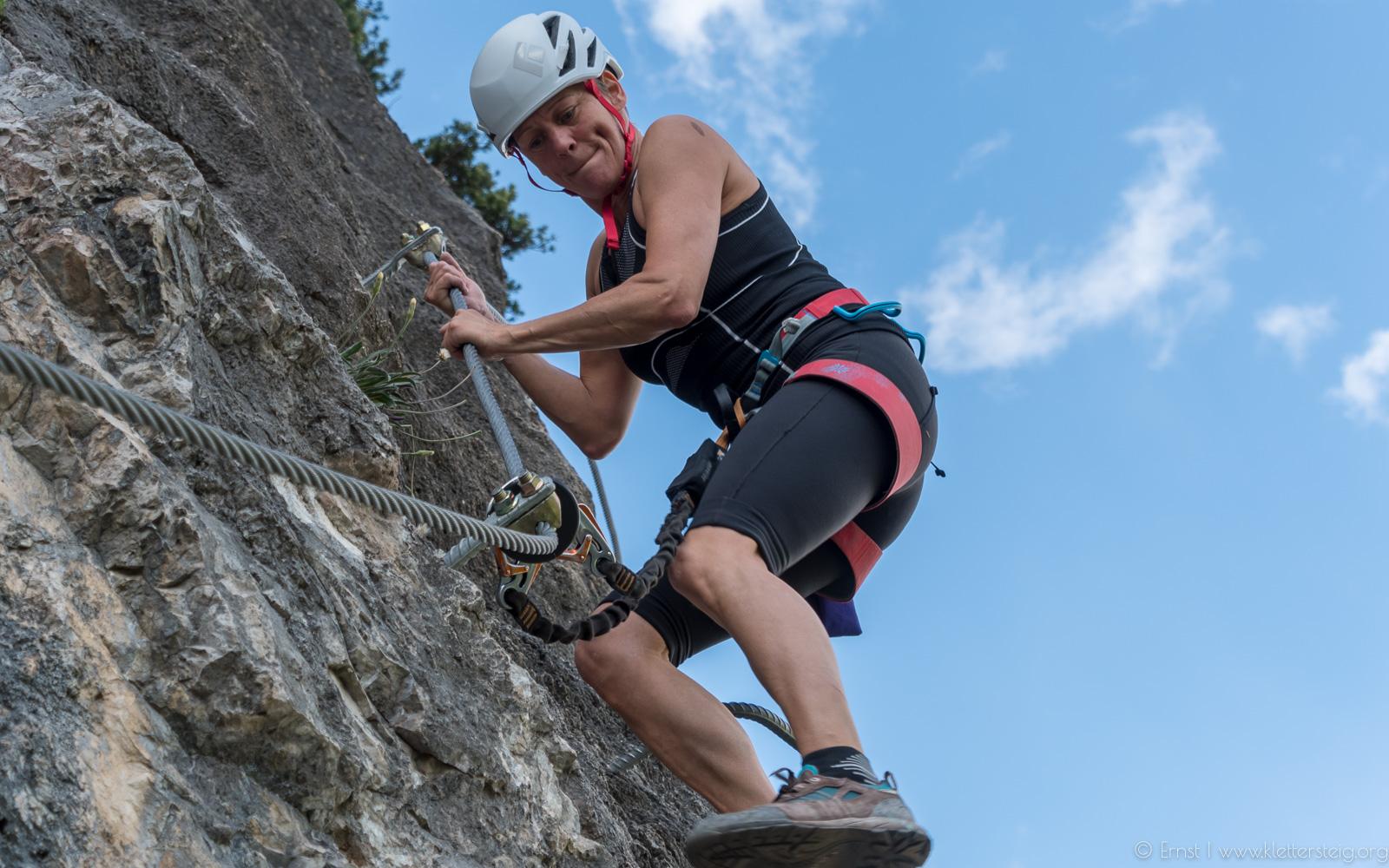 Geierwand Klettersteig