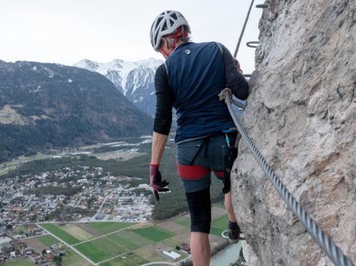 8. April 2021 | Geierwand Klettersteig am Ostermontag